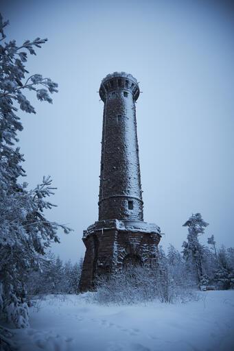 Der Turm der Schneehexe