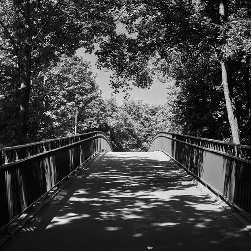 Fahrradbrücke (Tessar)