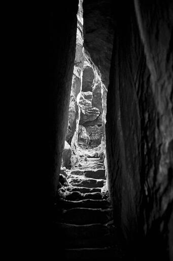 Treppen im Mullerthal I