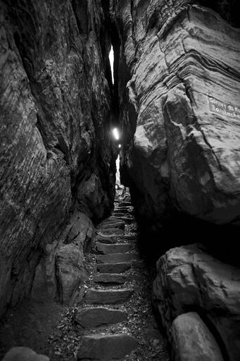 Treppen im Mullerthal II